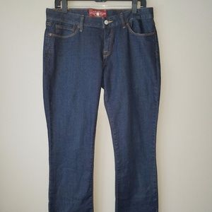 Lucky Brand Jeans Lola Boot Size 10